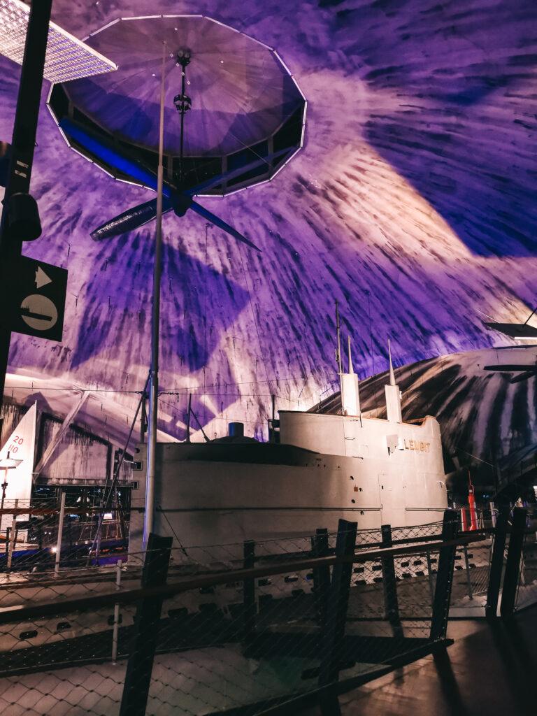 Viron merimuseo sukellusvene Lembit